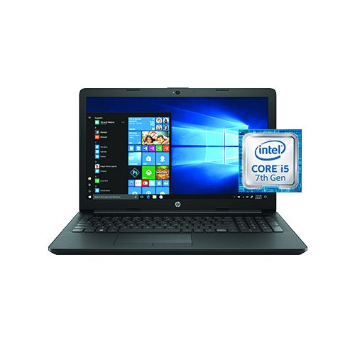 Notebook - 15 - Intel Core I5-7200U (8GB RAM 1TBHDD) WLED-backlit Display Windows 10, With Bag