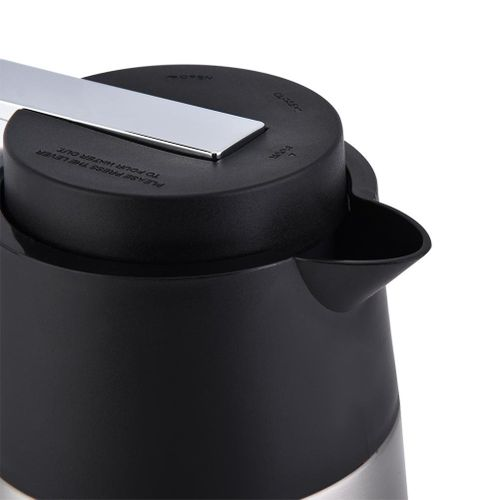 1.3L /1.6L Vacuum Insulated Water Double Walled Stainless Steel Thermos Pot Vacuum Flask Kettles Jug Flask Water Kettle