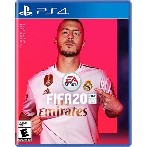 PS4 FIFA 20 - STANDARD EDITION