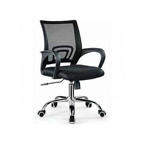 Secretary Mesh Swivel Office Chair