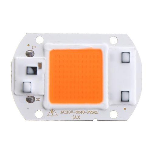30W Full Spectrum LED COB Chip Grow Light Plant Growing Lamp Bulb 110V