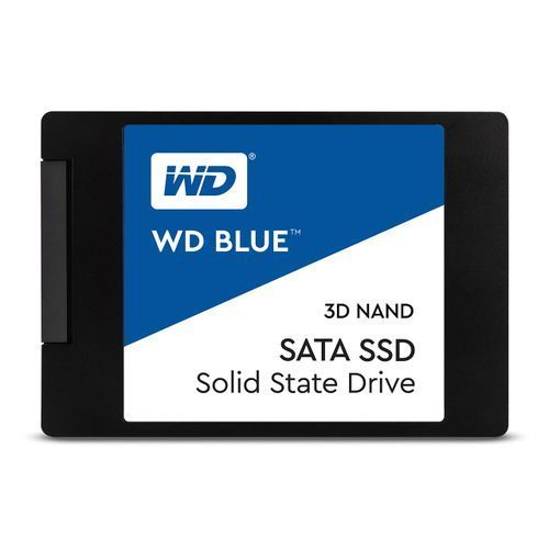 1TB WD BLUE 3D NAND SATA SSD+5years Warranty
