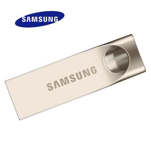 SAMSUNG USB Flash Drive Disk USB 3.0 Metal Mini Pendrive Memory Stick Storage Device U Disk [64GB] (Space Grey) LJMALL