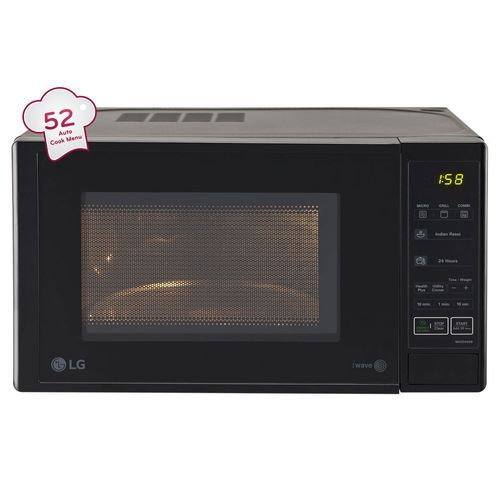 LG 20 Liters, Touch Screen, Microwave,Black