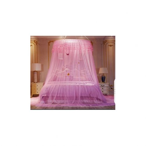 Princess Hanging Round Canopy Comfy Home Repellents Mosquito Net