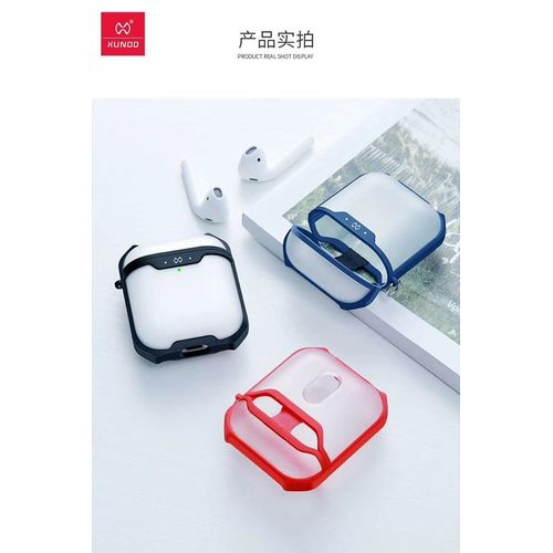 Earpods 1/2 Transparent Protective Case