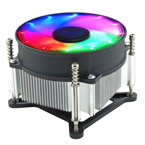 Gaming Computer CPU Cooler Cooling RGB Fan