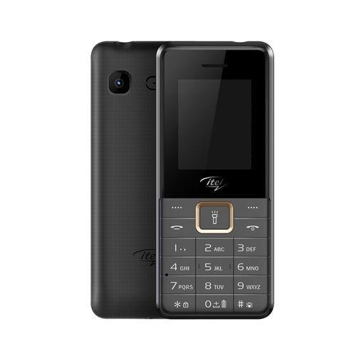It 5606 2500mAh Big Battery, Wireless FM Phone - Black