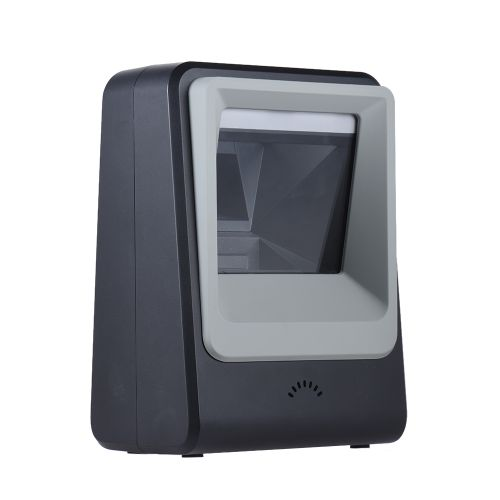 Wired Automatic Desktop 1D Barcode 2D QR Code Image Scanner