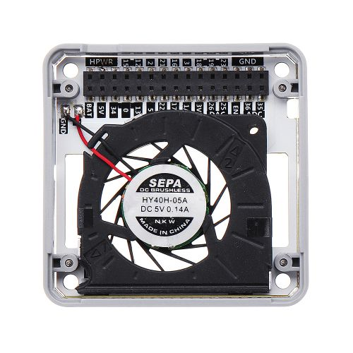 5V M5Stack Stepper Motor Driver Board For Arduino ESP32 GRBL 12C MEGA328P With Fan