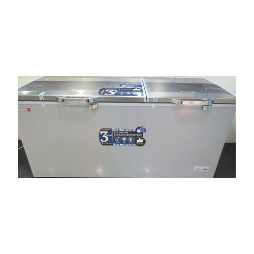 Scanfrost Freezer SFL611inox(Delivery-Lagos Only)