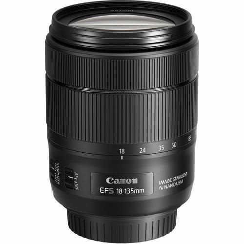 Canon Lens 18 To 135