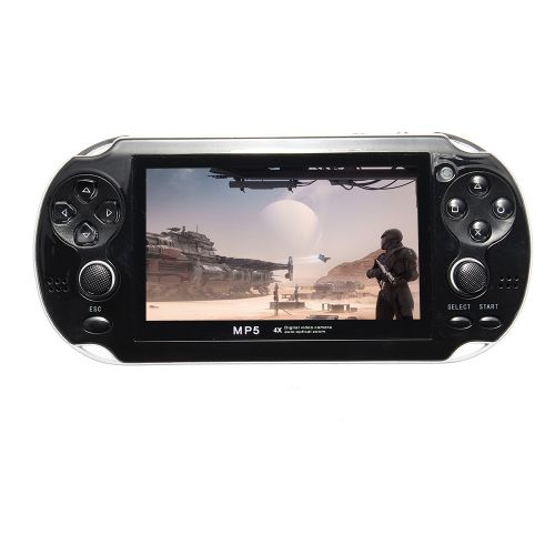 8GB 4.3'' 16Bit 2000 Games Built-In Portable Handheld Video Console Player Gifts