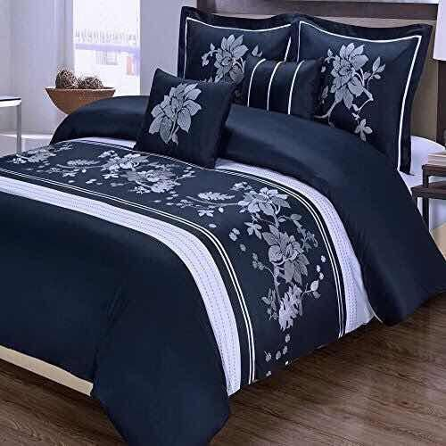 Unique Designed Bed Sheet, Duvet + Pillow Cases