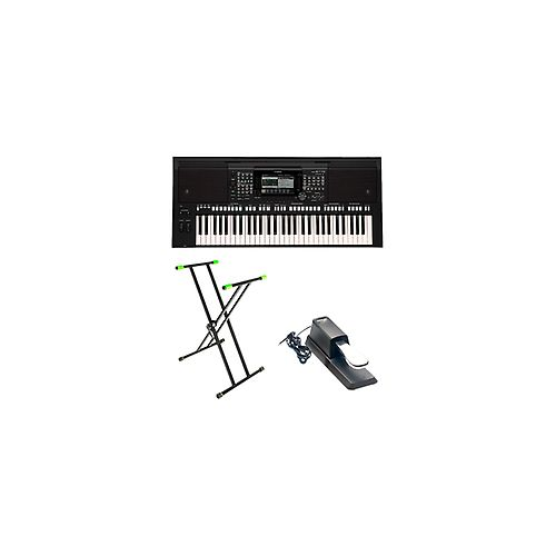 Keyboard PSR-S775 With Power Pack, Stand & Pedal