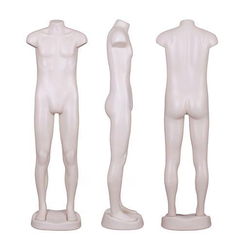Headless & Handless Male Mannequin
