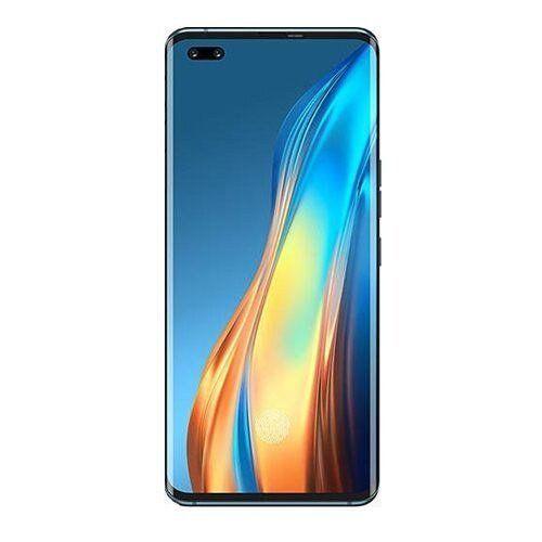 Phantom X 6.7-Inch 8GB RAM, 256GB ROM Android 11 (50MP + 13MP + 8MP) + 48MP + 8MP Dual SIM - Iceland Blue