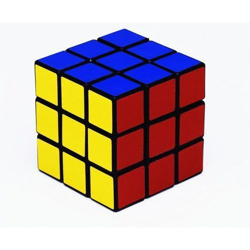 Cube 3x3x3 Intelligent Game Puzzle For Kids And Teens