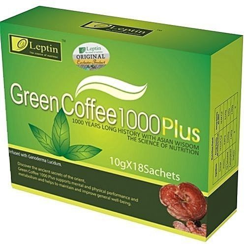 Green Coffee 1000 Plus,total Weight Loss Tea