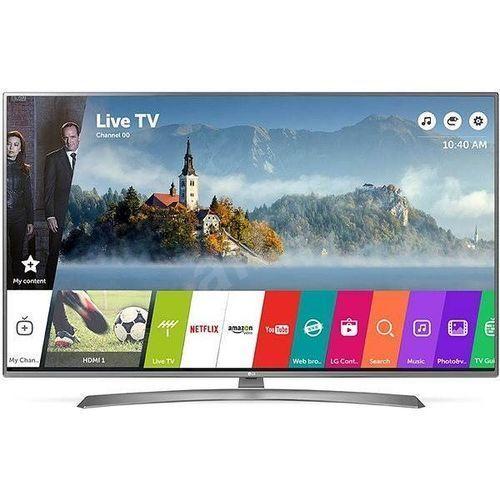 LG 60'' 4K Ultra HD Smart Satellite TV + Magic Remote - 60UJ634
