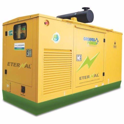 AB ETERNAL SUPER SUP 200V Of Power 140 KVA Its Diesel ENGINE, Water Cooling And Its Silent Alternator With Integrated Residential