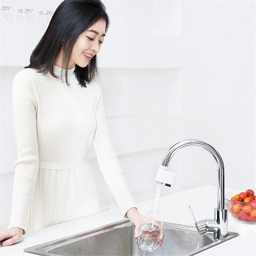Esolo Automatic Sense Infrared Induction Water Saving Kitchen Bathroom Sink Faucet