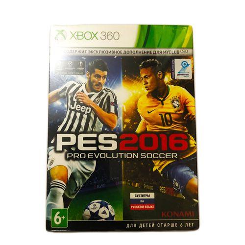 Pro Evolution Soccer 2016 (PES 2016) - Xbox 360 PAL