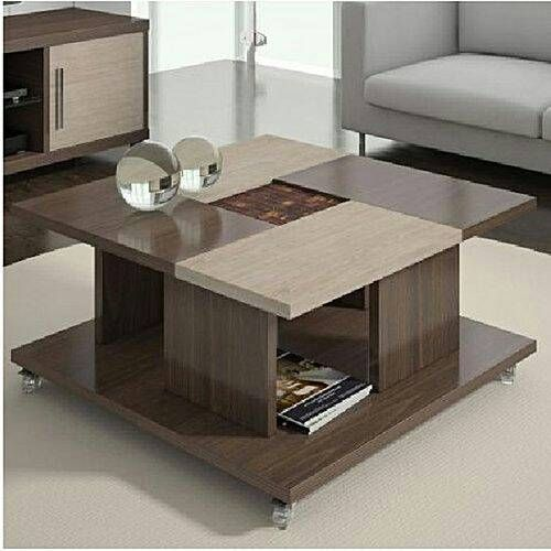 New Coffee Center Table Furniture With Storages (Lagos, Ibadan, Ogun Only)
