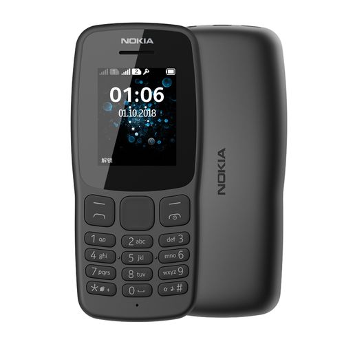 Phone Smooth Surface 800 MAh Long Standby Time - Nokia