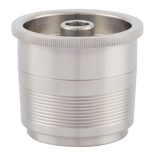 Stainless Steel Refillable Reusable Coffee Capsule Compatible For Illy Coffee Machine