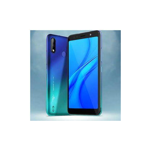 "Itel A36 5.5"" HD+ (1GB RAM,16GB ROM) Android 9 Pie(Go Edition),5MP+5MP -  Gradation Blue   Jumia Nigeria"