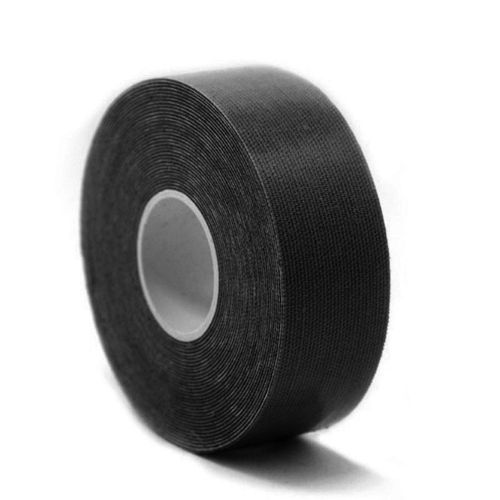 2.5cm*5m Elastic Bandage Adhesive Kinesiology Tapes For Sport Muscle Injury Black