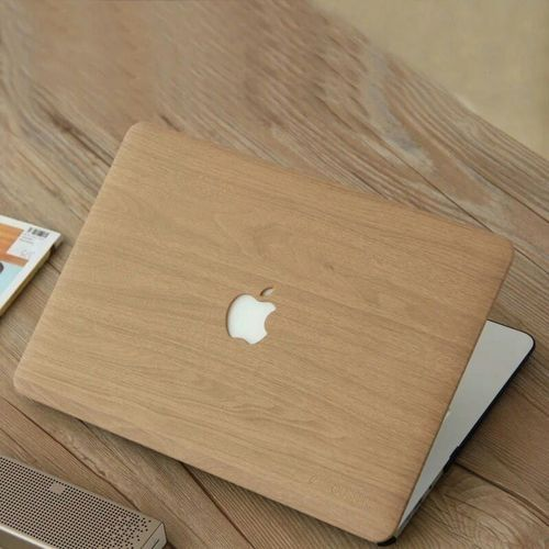 Tough Shell Hardcase For Macbook 13 Inches Retina With The Apple Logo Cut
