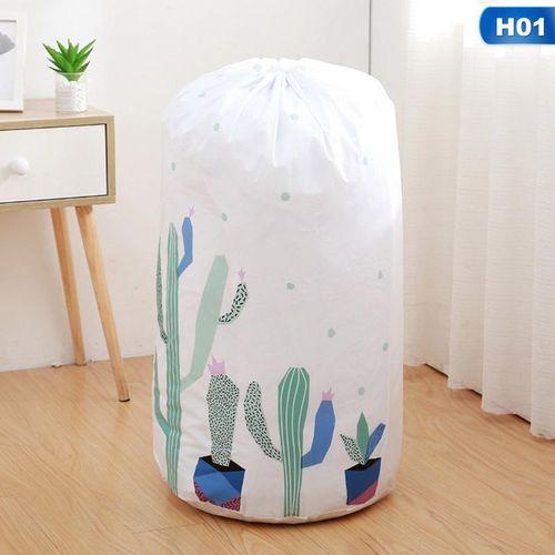Eleganya Boutique Home Practical Simple Drawstring Storage Bag