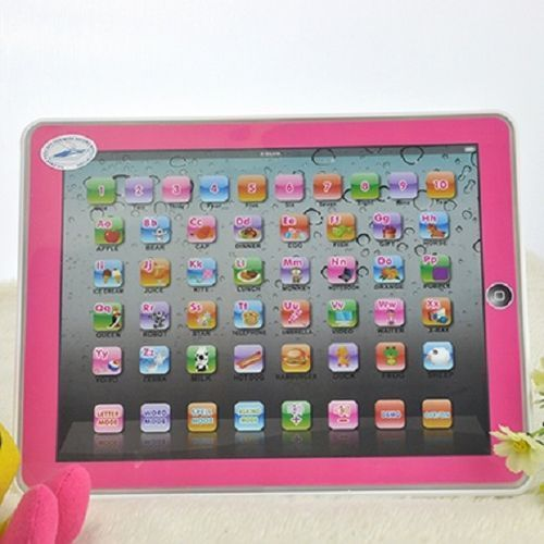 Y-Pad Ypad Educational Learning Tablet - Pink