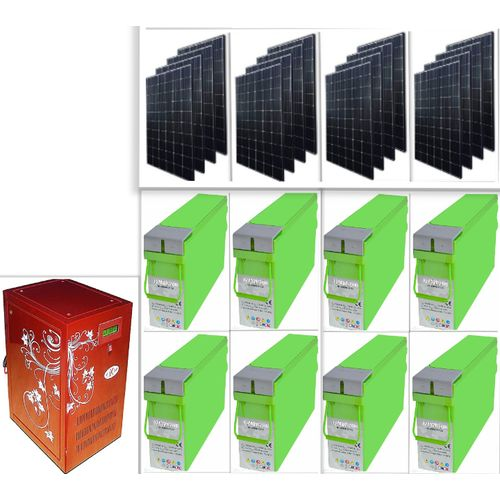 5kva Solar Powered Inverter For Your Schools,hotels,homes.