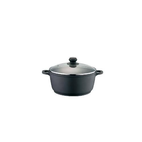 24cm Non Stick Pot With White Ceramic Coat