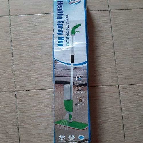 Healthy Spray Mop - Manual