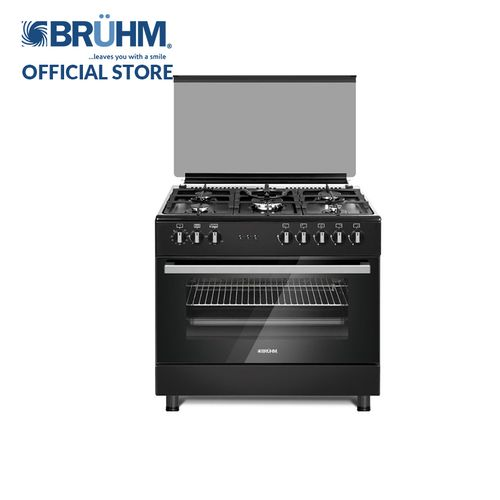 5 Gas Burners Gas Cooker( 90 X 60 )