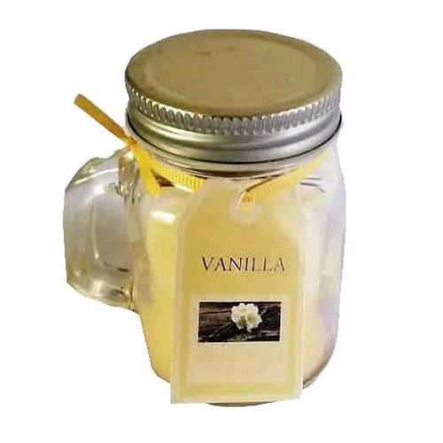 Vanilla Scented Candle -just For Me