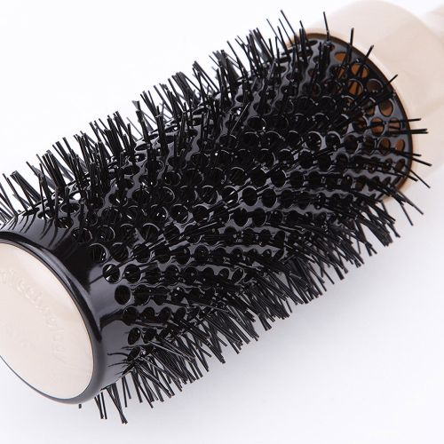 Roll Brush Round Hair Comb Wavy Curly Styling Care Curling Beauty Salon