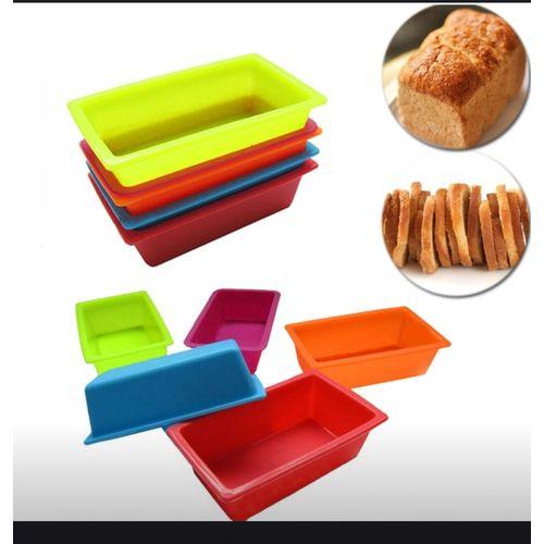 Silicone Rectangular Bakeware
