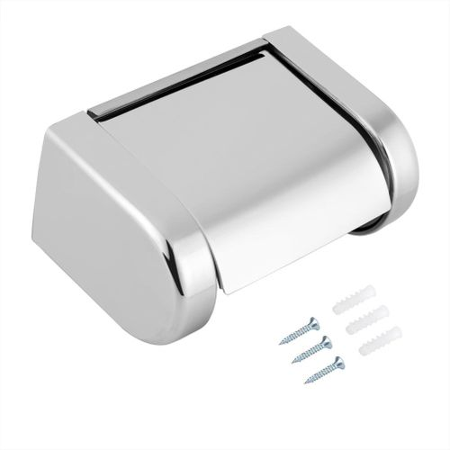 SHANYU Stainless Steel Bathroom Wall Toilet Roll Towel Paper Holder Rack Bracket