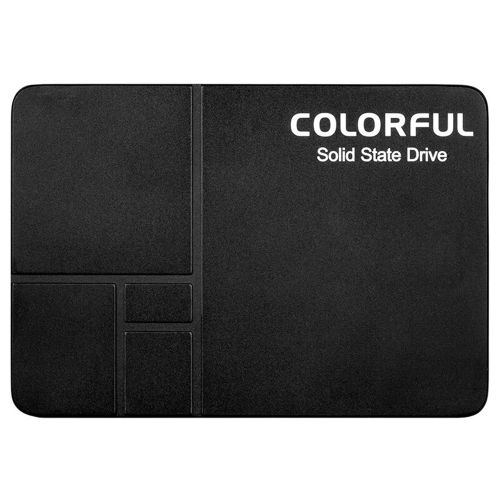 """Colorful SL500 240G SATA3.0 6Gb/s 2.5"""" 7mm Height SSD"""