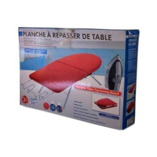 Portable & Foldable Table Top Ironing Board