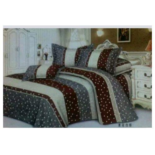 Duvet + Bedsheet + Four Pillowcases