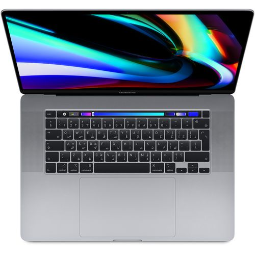 MacBook Pro 16.0'' COREI9 2.4GHZ 2TB 32GB TOUCH BAR & TOUCH ID 2019ED (SPACE GREY)