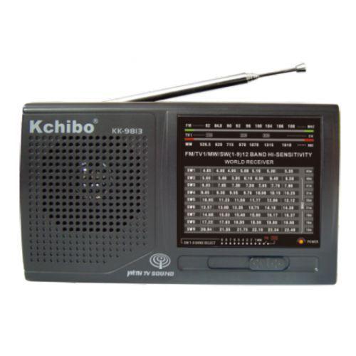 Kchibo 9813 World Receiver Radio