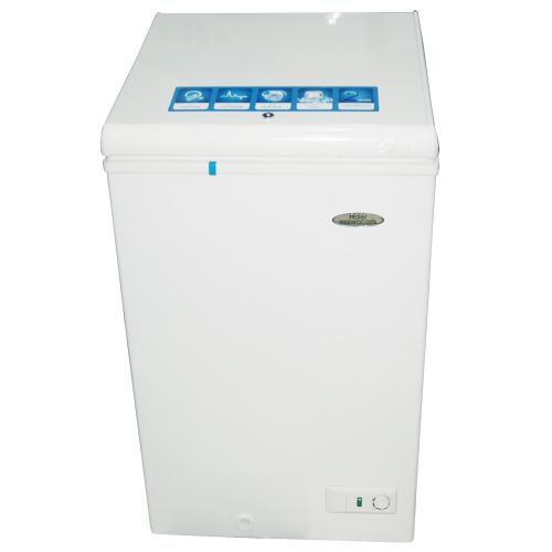 Small Chest Freezer HTF-100H - WHITE (Energy Saving)