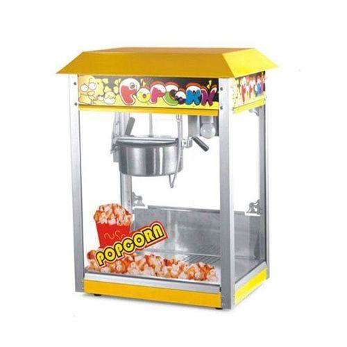 Yellow Pop Corn Machine